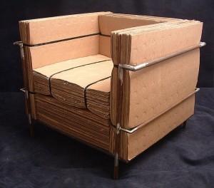 cardboard chair_cardboard boxes Houston