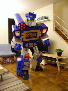 box transformer